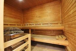 Blue Condo Miami Sauna